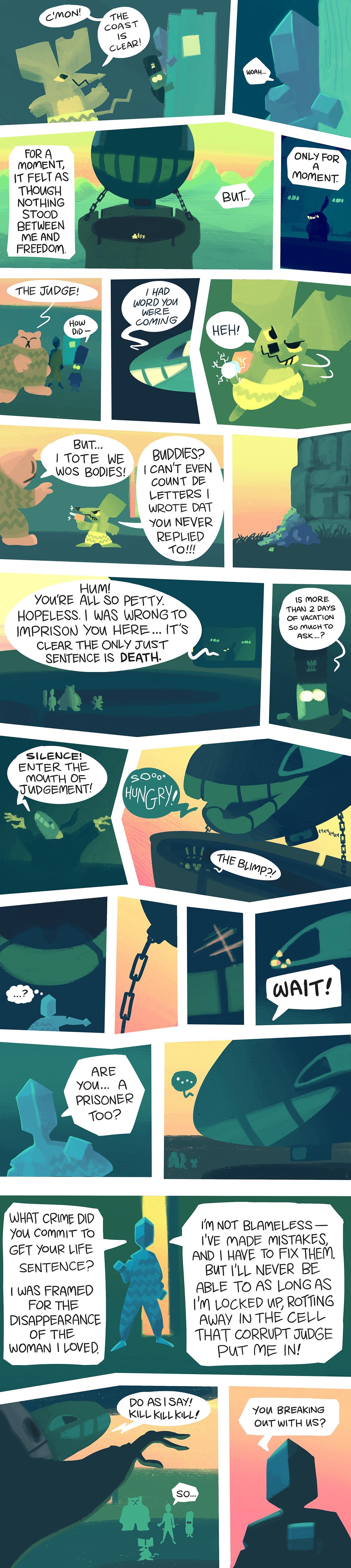 Death is Certain by Sam Gwilym, Monty #20